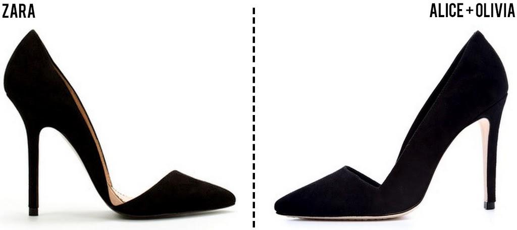af56af2a6a05 Zara Asymmetrical Court Shoe Twin