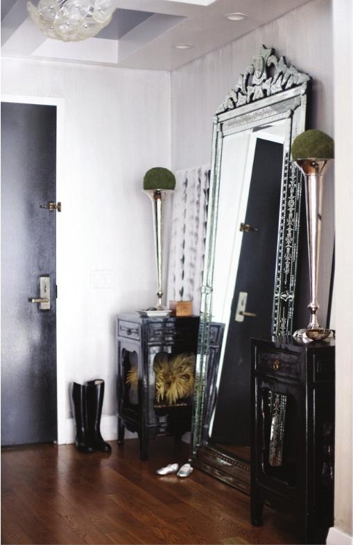 Floor mirrors natalie merrillyn for Mirror on the floor