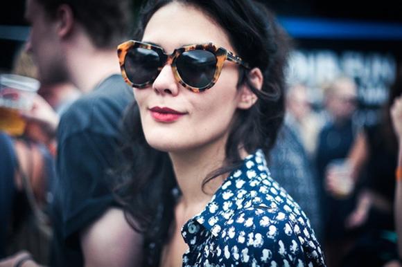 817c1cdee6  Karen Walker Number One Sunglasses