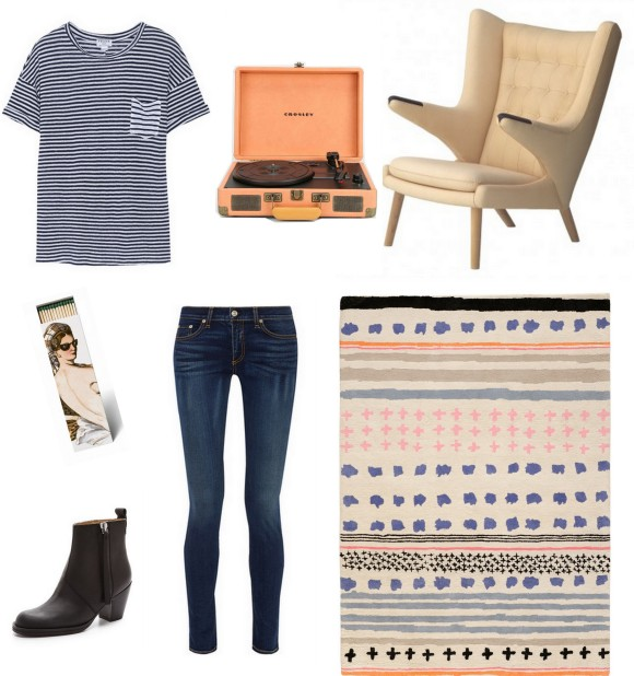 sezane get the look